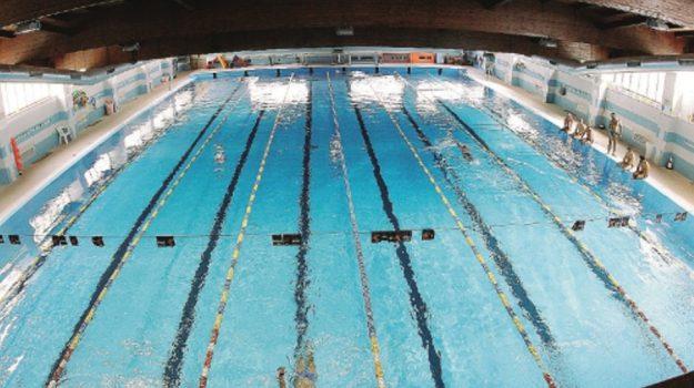 furto piscina di trapani, Trapani, Cronaca