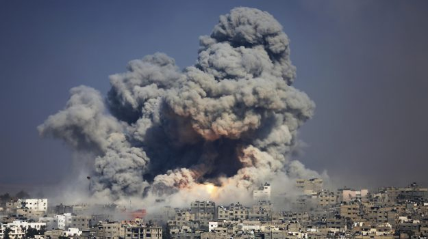gerusalemme ambasciata usa, gerusalemme capitale israele, scontri gaza, Sicilia, Mondo