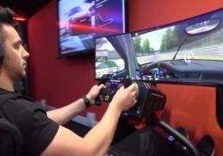 Tutto sul giovanissimo pilota bresciano del team Dinamic Motorsport. Lo stesso con cui correremo anche noi del Corriere, a Monza