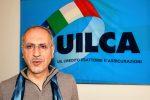 Giuseppe Gargano, segretario regionale Uilca Sicilia