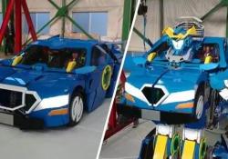 Chiamato J-deite Ride, si ispira ai giocattoli prodotti da Hasbro. Prodotto dalla giapponese Brave Robotics, è pensato per i parchi di divertimento