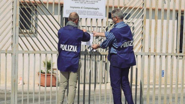 sequestro impianto di compostaggio joppolo giancaxio, Agrigento, Cronaca