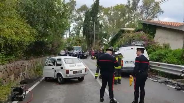 incidente mortale san giorgio, Rita Segreto, Messina, Cronaca