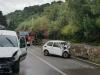Scontro sulla Statale a Gioiosa Marea, le immagini dal luogo dell'incidente