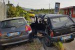 Incidente sulla Palermo-Agrigento, un morto e un ferito in uno scontro frontale tra auto
