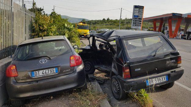 incidente misilmeri, incidente mortale, incidente palermo-agrigento, Palermo, Cronaca