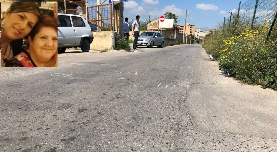 Palermo: pirata della strada investe e uccide madre e figlia