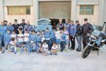 Lezione di legalità a Trapani, i bambini incontrano gli agenti di polizia