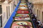 La grande festa di Noto, da Tgs la trasmissione sull'Infiorata