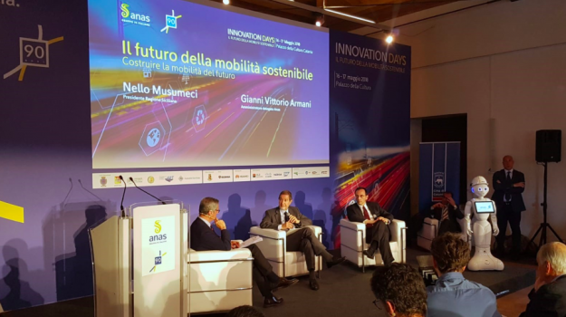 Innovation days Catania, Catania, Economia