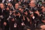 Sul red carpet, oltre al cast, anche una parata di supermodelle