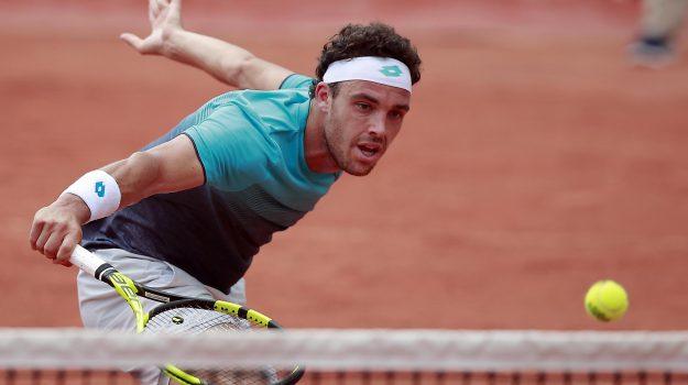 cecchinato roland garros, Tennis, Marco Cecchinato, Palermo, Sport