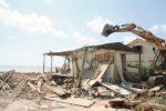 Abusivismo a Marsala, tornano le ruspe sul litorale