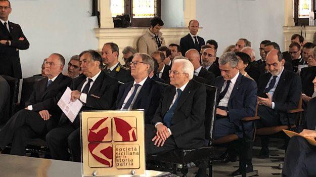 Anniversario della Corte dei Conti, Mattarella a Palermo