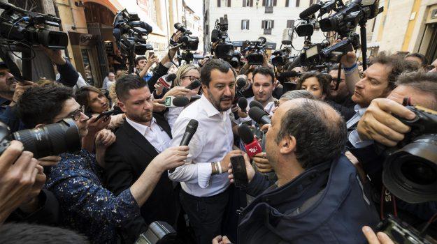 incontro di maio salvini, nuovo governo, Luigi Di Maio, Matteo Salvini, Sergio Mattarella, Sicilia, Politica