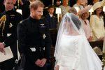 Harry e Meghan hanno detto sì, sono marito e moglie: le prime immagini delle nozze reali