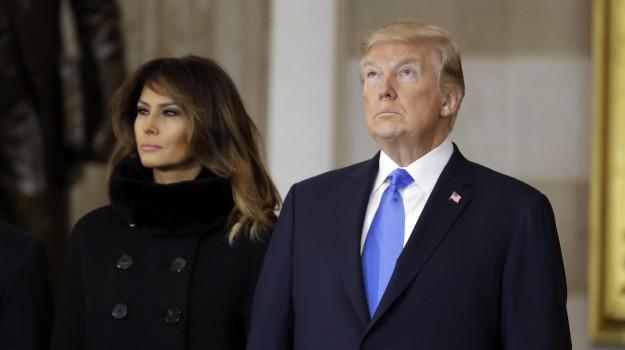 storia trump-melania, Donald Trump, Melania Trump, Sicilia, Mondo