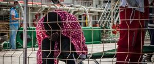 Migranti, Libia