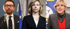 Bongiorno, Grillo e Bonafede: tre i ministri siciliani nel governo Conte