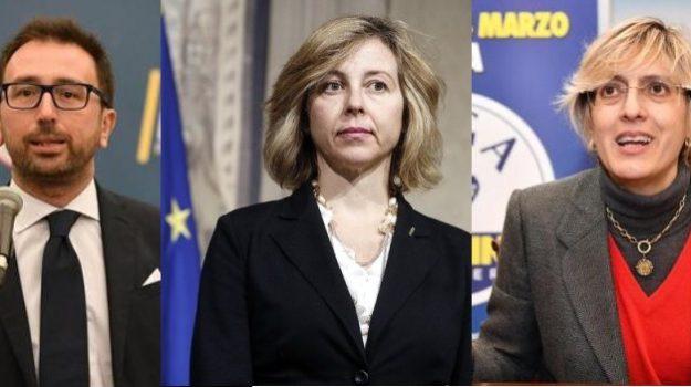 governo conte, ministri siciliani, Alfonso Bonafede, Giulia Bongiorno, Giulia Grillo, Sicilia, Politica
