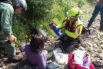 Monte San Calogero, salvata un'escursionista di Termini Imerese