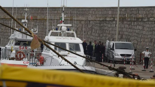 madre e figlia morte in mare, Sicilia, Cronaca