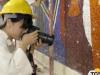 Studenti da Brera per restaurare il mosaico di Gibellina