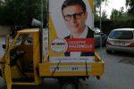 Elezioni a Trapani, rubata la motoape del M5s usata per la campagna elettorale
