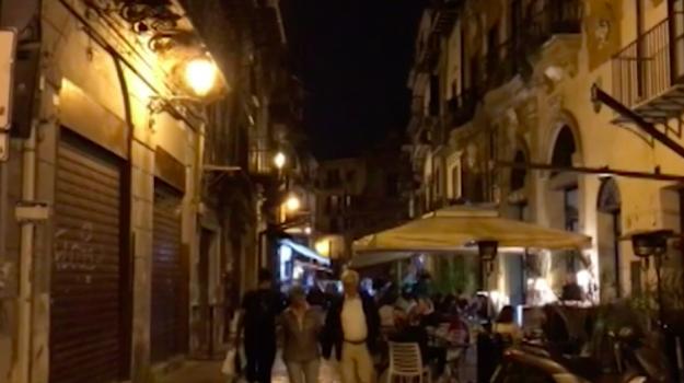 locali della movida di Palermo, Palermo, Cronaca