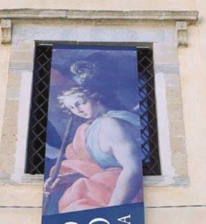 L'ingresso del museo diocesano
