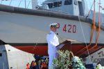 """Varata a Messina l'unità navale della Marina """"Angelo Cabrini"""""""