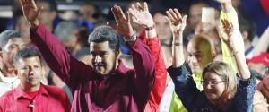 Nicolas Maduro rieletto presidente del Venezuela