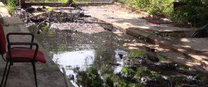 Palermo, sversamento di olio in una strada a Cruillas: rischio inquinamento