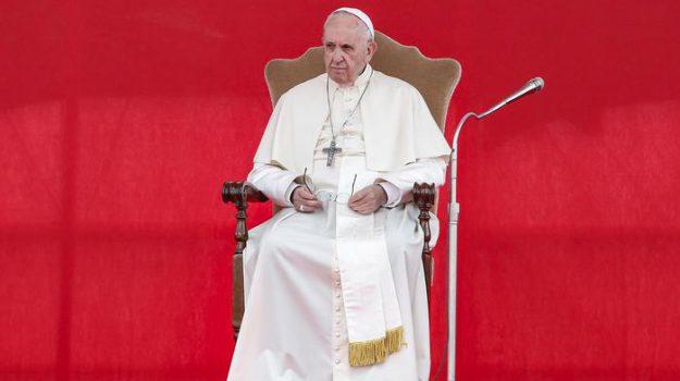 Chiesa, papa, vaticano, Papa Francesco, Sicilia, Cronaca