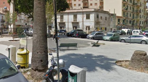 incidente passeggino palermo, incidente piazza noce palermo, Palermo, Cronaca