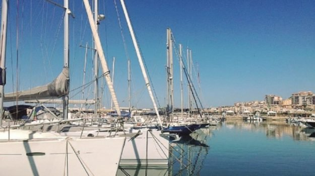pesca, Agrigento, Economia