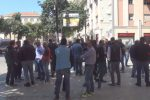 Blutec di Termini a rischio, sit-in degli operai davanti alla prefettura di Palermo