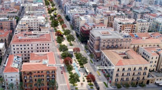 tram palermo, Palermo, Cronaca