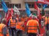 Passante ferroviario a Palermo, la rabbia dei 260 lavoratori: le immagini della protesta