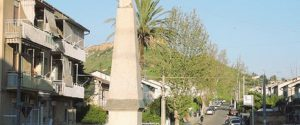 Uno scorcio del quartiere Santa Barbara