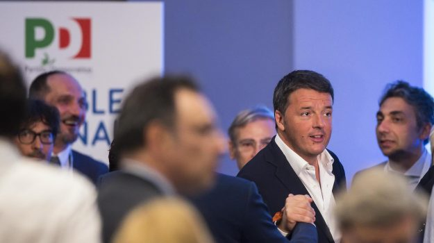 governo lega-m5s, Governo M5s Lega, partito democratico, pd, Matteo Renzi, Sicilia, Politica