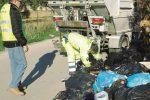 Troppi rifiuti per le strade di Agrigento, l'Asp scrive ai sindaci