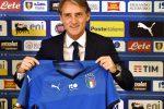 Nazionale italiana in ritiro a Coverciano, definito lo staff tecnico di Mancini