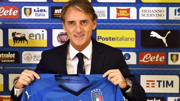 Italia Euro 2020, nazionale, Roberto Mancini, Sicilia, Sport