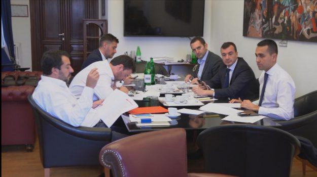 contratto M5s Lega, governo, Sicilia, Politica