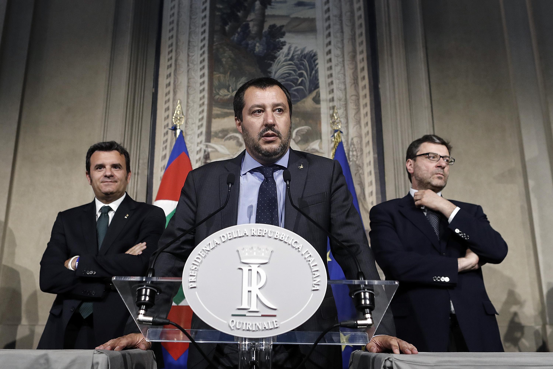 Salvini: «Sappiamo come smontare la Fornero»