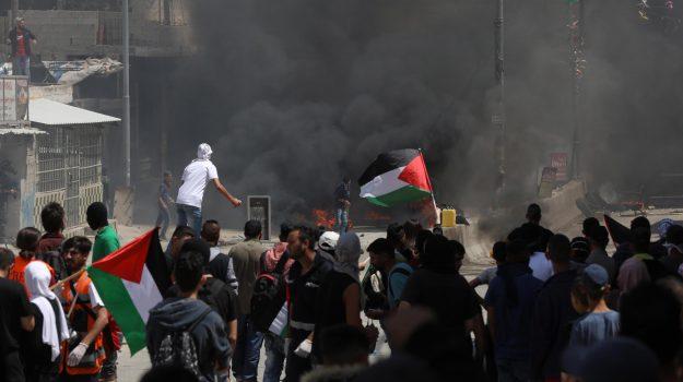 gerusalemme ambasciata usa, scontri gaza, Sicilia, Mondo
