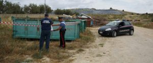 Area rifiuti priva di autorizzazione a Scicli: scatta il sequestro