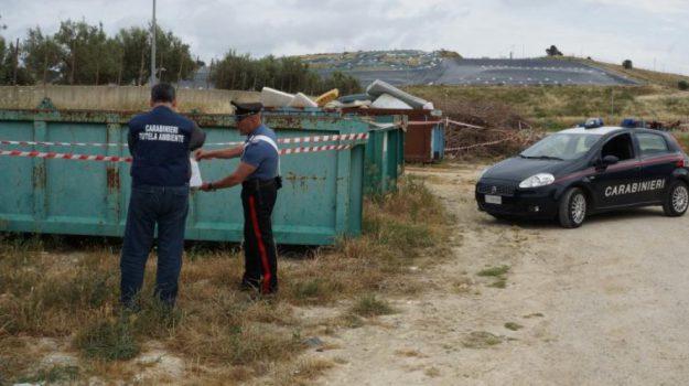 area rifiuti scicli, Ragusa, Cronaca