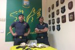 Scoperto mezzo chilo di cocaina in una palazzina a Catania, tre arresti
